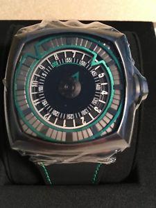 腕時計 ウォッチ ブロンズグリーン¥コレアlytt labs inicios mecnico reloj en bronce y verde rrp  745 free 2nd correa