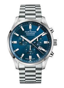 【送料無料】腕時計 ウォッチ クロードベルナールスポーツクロノグラフclaude bernard sporting soul aquarider chronograph 10222 3m buin 1