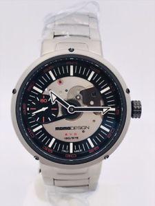 【送料無料】腕時計 ウォッチ orologio momodesign limited edition n575 meccanico md1010bs10 scontatissimo