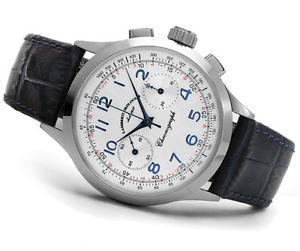 【送料無料】腕時計 ウォッチ クロノグラフオリーブlambertiorologiai  cronografo olive 2993b  meccanico con ruota a colonne