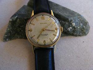 【送料無料】腕時計 ウォッチ kゴールドレディースクロックワークウォッチbifora 585er oro 14 k seores reloj pulsera funcionan reloj watch minuto 1930