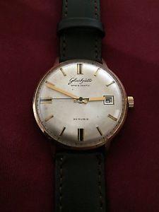 【送料無料】腕時計 ウォッチ ハウoriginal gub vidriera spezimatic 26 rubis 36mmhaucon fechakal 75rda