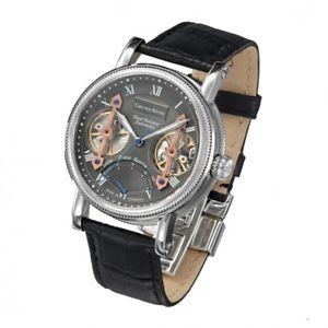 【送料無料】腕時計 ウォッチ カールフォンアラームパワーブックcarl von zeyten reloj hombre automatik kinzig cvz0024gu power reserva