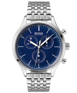 【送料無料】腕時計 ウォッチ アラームクロノグラフクロノnuevo anuncioboss reloj hombre crongrafo companion chrono 1513653
