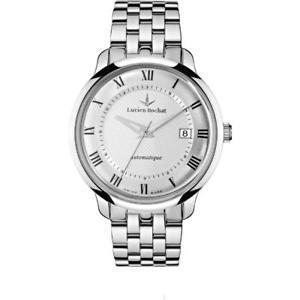 【送料無料】腕時計 ウォッチ アラームスイススチールautomtic reloj hombre lucien rochat granville r0423106002 acero swiss made