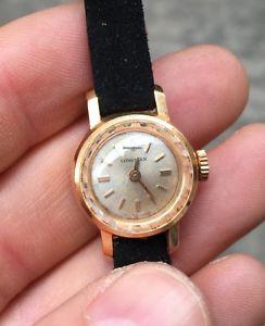 【送料無料】腕時計 ウォッチ ドナビンテージゴールドゴールドテンポサファイアlongines lady donna 24 mm vintage solo tempo gold oro zaffiro sapphire