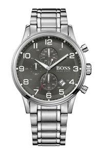 【送料無料】腕時計 ウォッチ ヒューゴボスマンクロノアラームクロノグラフステンレススチールhugo boss 1513181 reloj hombre chrono chronograph acero inoxidable nuevo