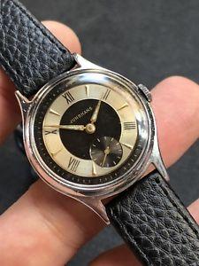 【送料無料】腕時計 ウォッチ ビンテージ1940s vintage junghans bicolor j93 bobinado a mano reloj para hombre 32mm
