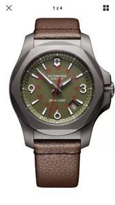 【送料無料】腕時計 ウォッチ ステンレススチールチタンクリスマスnuevo anunciovictorinox inox titanio para hombre reloj nuevo original la mejor opcin para hombre regalo d