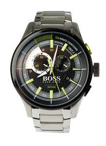【送料無料】腕時計 ウォッチ アラームクロノグラフボスヒューゴボスステンレスシルバーアナログクォーツboss reloj crongrafo hombre hugo boss acero inoxidable plata cuarzo analgica 1513336