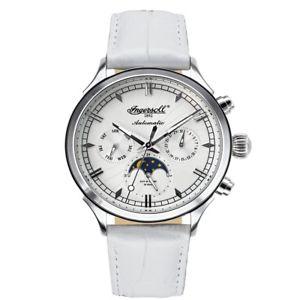 【送料無料】腕時計 ウォッチ レディアラームトレントンingersoll seora reloj reloj de pulsera automtico trenton in1317wh