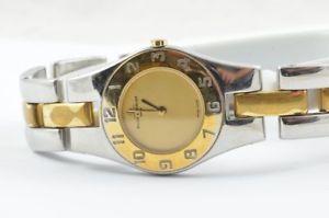 【送料無料】腕時計 ウォッチ ボーメメルシエオリジナルスチールブレスレットステンレスゴールドレディアラームbaume mercier linea seora reloj con original pulsera de acero 25mm acerooro 2