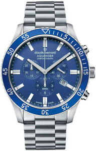 【送料無料】腕時計 ウォッチ クロードベルナールスポーツクロノグラフclaude bernard sporting soul aquarider chronograph 10223 3mbu buin