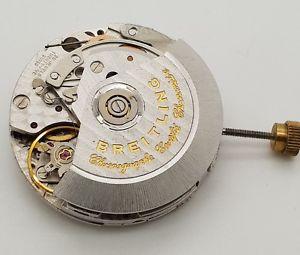 【送料無料】腕時計 ウォッチ ブライトリングクロノメーターbreitling movimento automatico eta 7750 chronomat, navitimer chronometer grade