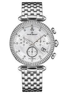 【送料無料】腕時計 ウォッチ クロードベルナールドレスコードクォーツクロノグラフclaude bernard dress code chronograph fecha cuarzo 10230 3m nan