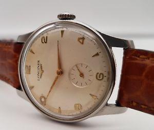 【送料無料】腕時計 ウォッチ longines anni 60 ref5356 cal1268 manuale