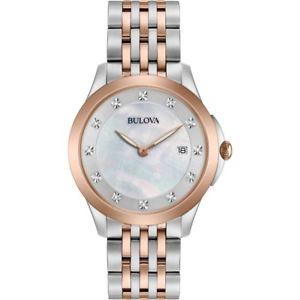 【送料無料】腕時計 ウォッチ ドナorologio donna bulova 98s162