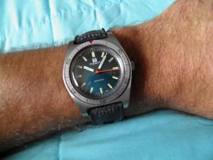 【送料無料】腕時計 ウォッチ ティソマニュアルアセンブリジグ1967 sublime tissot seastar acero maravilloso estado ensamblado manual calibre