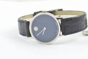 【送料無料】腕時計 ウォッチ レディウォッチスチールウォッチワークmovado seora reloj 32mm acero museo watch rar funcionan 210523355