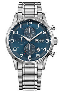 【送料無料】腕時計 ウォッチ クロノグラフアラームクロノグラフボスboss aeroliner crongrafo reloj crongrafo 1513183