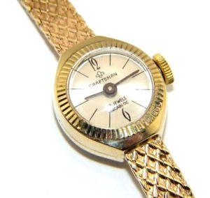 【送料無料】腕時計 ウォッチ レディースゴールドビンテージアラームロンドンseorasmujer 9 ct 9 ct oro vintage artesano reloj, londres 1965