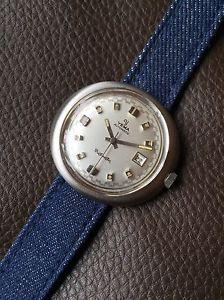 【送料無料】腕時計 ウォッチ ケースマンフォームクロックyema wristmaster forma huevo reloj automtico para hombre acero estuche 43mm fe