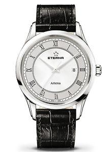 【送料無料】腕時計 ウォッチ ゲントウォッチスイスeterna artena gante plana 40mm reloj hombre swiss made 252041551258