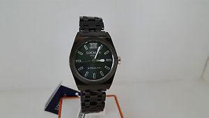 【送料無料】腕時計 ウォッチ オロロジオステルススチールブラックウォッチ