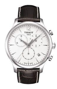 【送料無料】腕時計 ウォッチ ティソクロノグラフアラームtissot tradicin chronograph reloj hombre t0636171603700