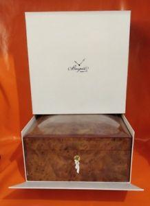 【送料無料】腕時計 ウォッチ ブレゲキービンテージビッグボックスbreguet large 25x25cm key wood vintage big watch box ers welcome