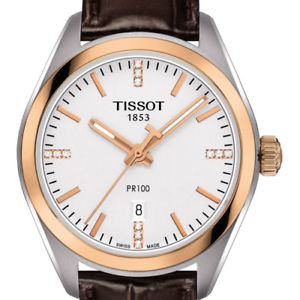 【送料無料】腕時計 ウォッチ ティソtissot pr 100 lady fantastico t1012102603600