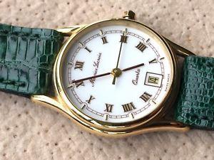 【送料無料】腕時計 ウォッチ モーリスロアレディアラームウォッチnos nuevo maurice lacroix watch 23,5 mm reloj lady reloj mujer women lujo