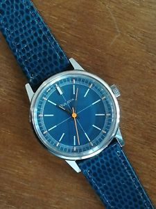 【送料無料】腕時計 ウォッチ ビンテージvintage rare bulova