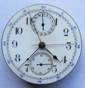 【送料無料】腕時計 ウォッチ nuevo anunciochronograph rattrapante, guinand muy pronto, muy alta calidad, bien conservados