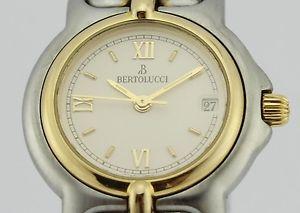【送料無料】腕時計 ウォッチ ベルトルッチkゴールドスチールbertolucci pulchra 18k gold and steel ref111