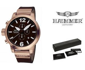 【送料無料】腕時計 ウォッチ カンザスジャイアンツhaemmer hc42 kansas giants iilimited editionxxl seores reloj 50 mm