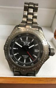 【送料無料】腕時計 ウォッチ スイスmassive titanglobemaster aviador seores relojselitasw200 automtico swiss