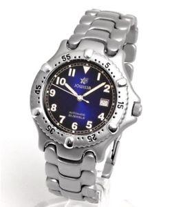 【送料無料】腕時計 ウォッチ アラームjowissa automatik limited edition sin usar reloj hombre
