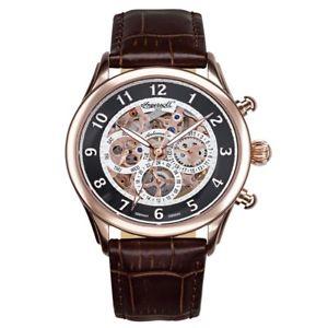 【送料無料】腕時計 ウォッチ マナレディースingersoll reloj de pulsera seoras automtico mana in1413rbk