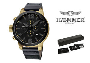 【送料無料】腕時計 ウォッチ haemmer hc41 montana giants iilimited editionxxl seores reloj 50 mm