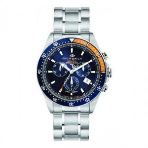 【送料無料】腕時計 ウォッチ フィリップウォッチアシカクロノヌオーヴォphilip watch sealion  chrono  quarz referenza r8273609001 nuovo