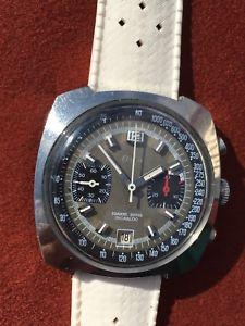 【送料無料】腕時計 ウォッチ ビンテージオリンmontre chronographe vintage orin acier valjoux 7734