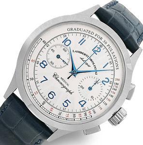 【送料無料】腕時計 ウォッチ モディファイオリーブクロノグラフメディチlambertiorologiai  mod 50617b olive  cronografo meccanico per medici