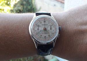 【送料無料】腕時計 ウォッチ レディースヴィンテージクロノグラフスイスレディースmontre chronographe damas cal landeron 48, vintage chronograph damas swiss made