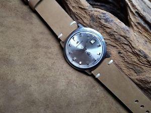 【送料無料】腕時計 ウォッチ ビンテージクロックusado vintage movado reloj de hombre automtico esfera plateada