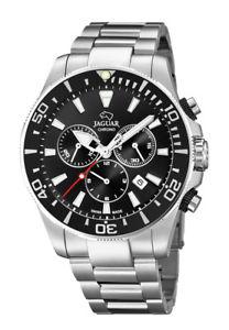 【送料無料】腕時計 ウォッチ ジャガーエグゼクティブダイバースイスクロノjaguar j8613 reloj hombre executive diver swiss made chonograph chrono nuevo