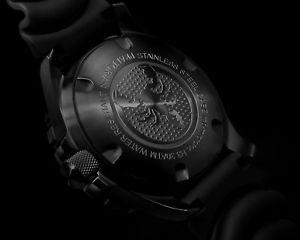 腕時計 ウォッチ ダイバーステンレススチールアラームpraetorian  signifer automatik diver negro pvdacero pulseratritio reloj