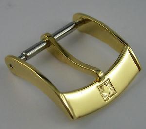 【送料無料】腕時計 ウォッチ ゴールドzenith fibbiaardiglione in oro 18kt ricambio per cinturini zenith