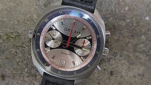 【送料無料】腕時計 ウォッチ オーシャンビューrarissimo okean poljot 3133 cronografoleggendario russo orologio militare oceano