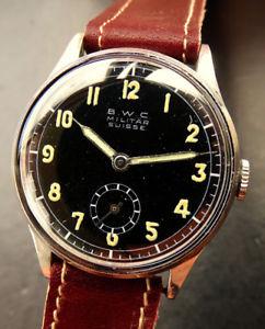【送料無料】腕時計 ウォッチ ドイツコレクションbwc militar 2wk alemn wehrmacht dienstuhr seores reloj pulsera de coleccin 1940